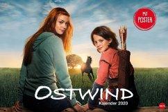 Ostwind Broschurkalender XL 2020