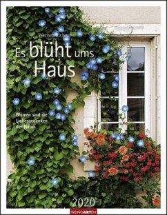Es blüht ums Haus - Kalender 2020 - Richner, Werner