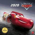 Disney Cars Broschurkalender 2020