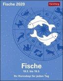 Sternzeichenkalender Fische 2020