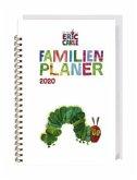 Die kleine Raupe Nimmersatt Familienplaner-Buch A5 2020