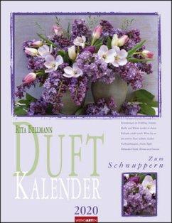 Duftkalender - Kalender 2020 - Bellmann, Rita