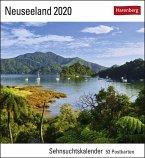 Neuseeland - Kalender 2020