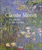 Claude Monet Im Garten - Kalender 2020