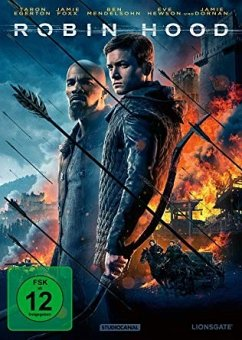 Robin Hood - Egerton,Taron/Foxx,Jamie