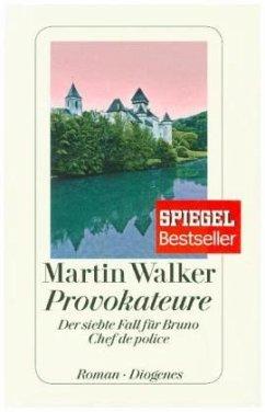 Provokateure / Bruno, Chef de police Bd.7 (Restauflage) - Walker, Martin