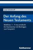 Der Anfang des Neuen Testaments (eBook, PDF)