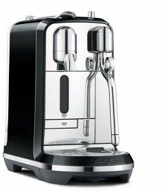 Sage Nespresso Maschine Creatista Plus matt schwarz