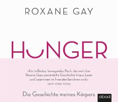 HUNGER, 1 MP3-CD - Gay, Roxane