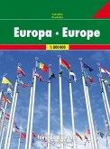 Freytag & Berndt Europa, Autoatlas 1:800.000; Europe