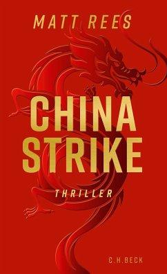 China Strike (eBook, ePUB) - Rees, Matt