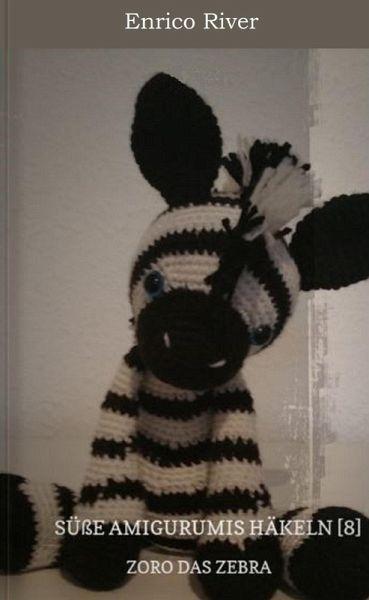 Zebra Pattern (Kristi Tullus' Blog - In English) | Zebra häkeln ... | 600x369