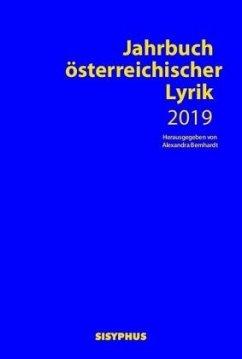 Jahrbuch österreichischer Lyrik 2019