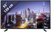 Grundig 55 GUB 8966 schwarz 139 cm (55 Zoll) Fernseher (4K / Ultra HD)