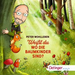 Weißt du, wo die Baumkinder sind? (MP3-Download) - Wohlleben, Peter