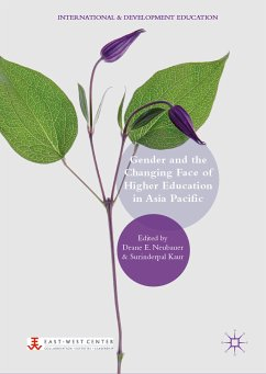 Gender and the Changing Face of Higher Education in Asia Pacific (eBook, PDF)
