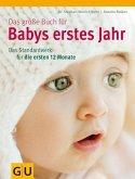 Das große Buch für Babys erstes Jahr (Mängelexemplar)