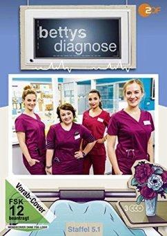 Bettys Diagnose: Staffel 5.1