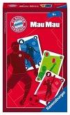 Ravensburger 23467 - Mau Mau, FC Bayern München, Mitbringspiel, Kartenspiel
