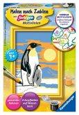 Ravensburger 28466 - Malen nach Zahlen, Süße Pinguine