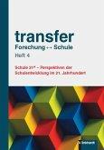 transfer Forschung <-> Schule Heft 4 (eBook, PDF)