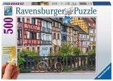 Ravensburger 13711 - Colmar in Frankreich, Puzzle, 500 Teile