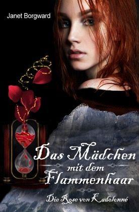 Buch-Reihe Das Mädchen mit dem Flammenhaar