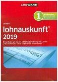 Lexware lohnauskunft 2019, 1 CD-ROM