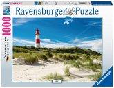 Ravensburger 13967 - Sylt, Puzzle, 1000Teile