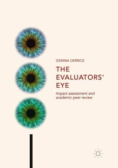 The Evaluators' Eye - Derrick, Gemma