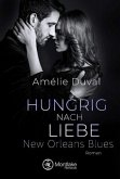 Hungrig nach Liebe / New Orleans Blues Bd.2