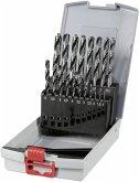Bosch HSS-Spiralbohrer-Set PointTeQ 19 tlg.