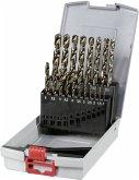 Bosch HSS-Spiralbohrer-Set Cobalt 19 tlg.