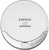 Lenco CD-201 silber