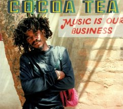 Music Is Our Business (20 Track Cd-Digipak) - Tea,Cocoa