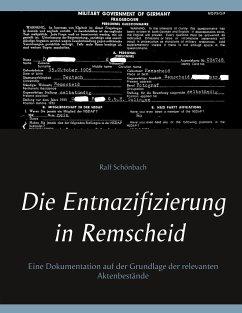 Die Entnazifizierung in Remscheid