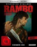 Rambo Trilogy (4K Ultra HD + Blu-ray, Uncut, 6 Discs)