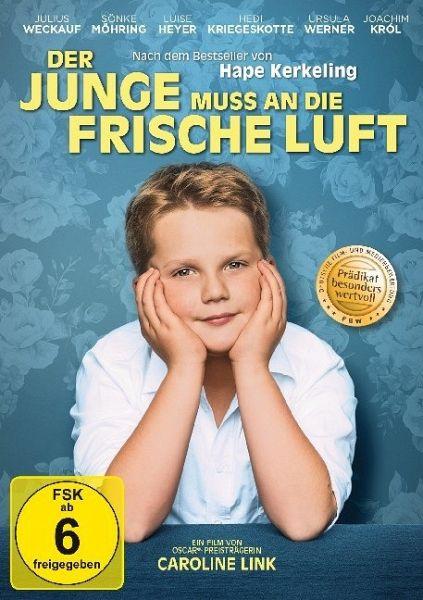 Der Junge Muss An Die Frische Luft Buch