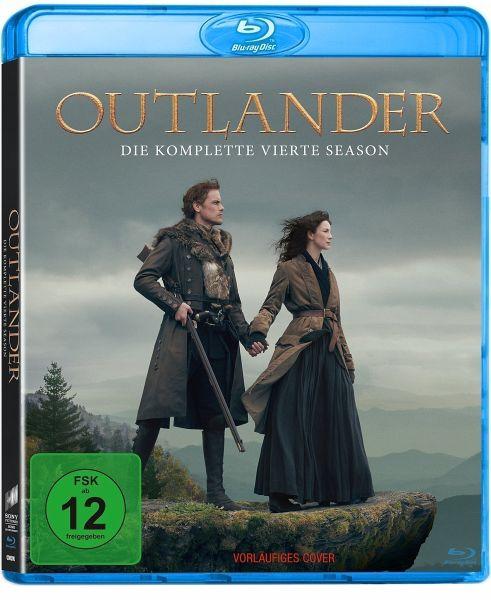Outlander - Die komplette vierte Season (Blu-ray)