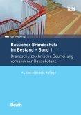Baulicher Brandschutz im Bestand: Band 1 (eBook, PDF)