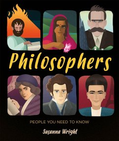 People You Need To Know: Philosophers - Wright, Susanna