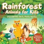 Rainforest Animals for Kids
