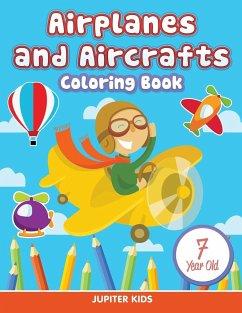 Airplanes and Aircrafts - Jupiter Kids