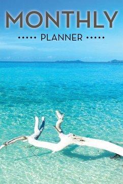 Monthly Planner - Speedy Publishing Llc