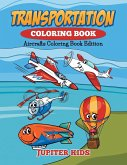Transportation Coloring Book