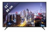 TCL 32DS520F 81,3 cm (32 Zoll) Fernseher