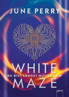 White Maze (Mängelexemplar) - Perry, June