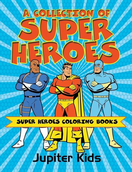 A Collection of Super Heroes
