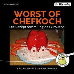Worst of Chefkoch (MP3-Download) - Löffelbein, Jonathan; Diestel, Lukas