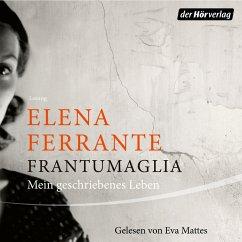 Frantumaglia (MP3-Download) - Ferrante, Elena